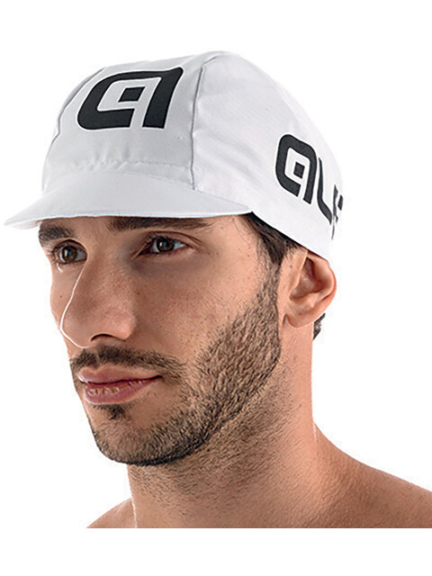 Alé Cycling Cap white-black
